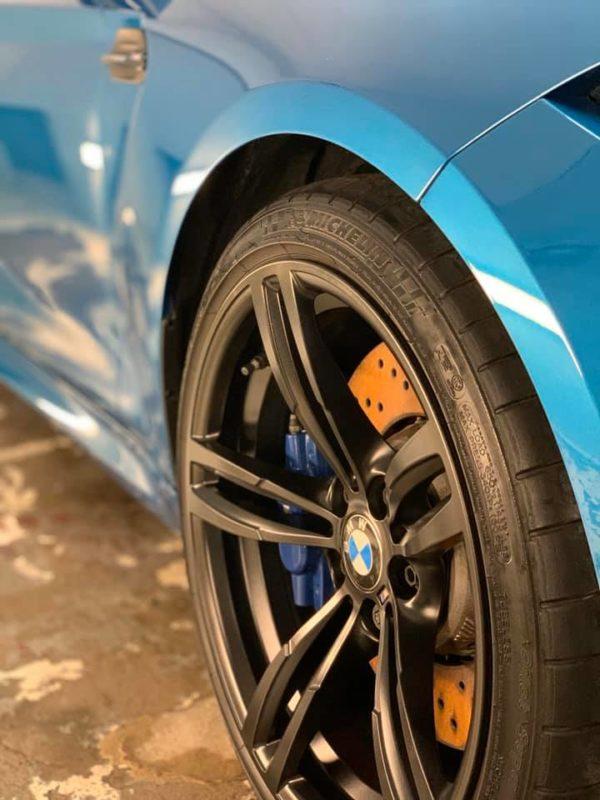 AUTO DETAILING BMW M2