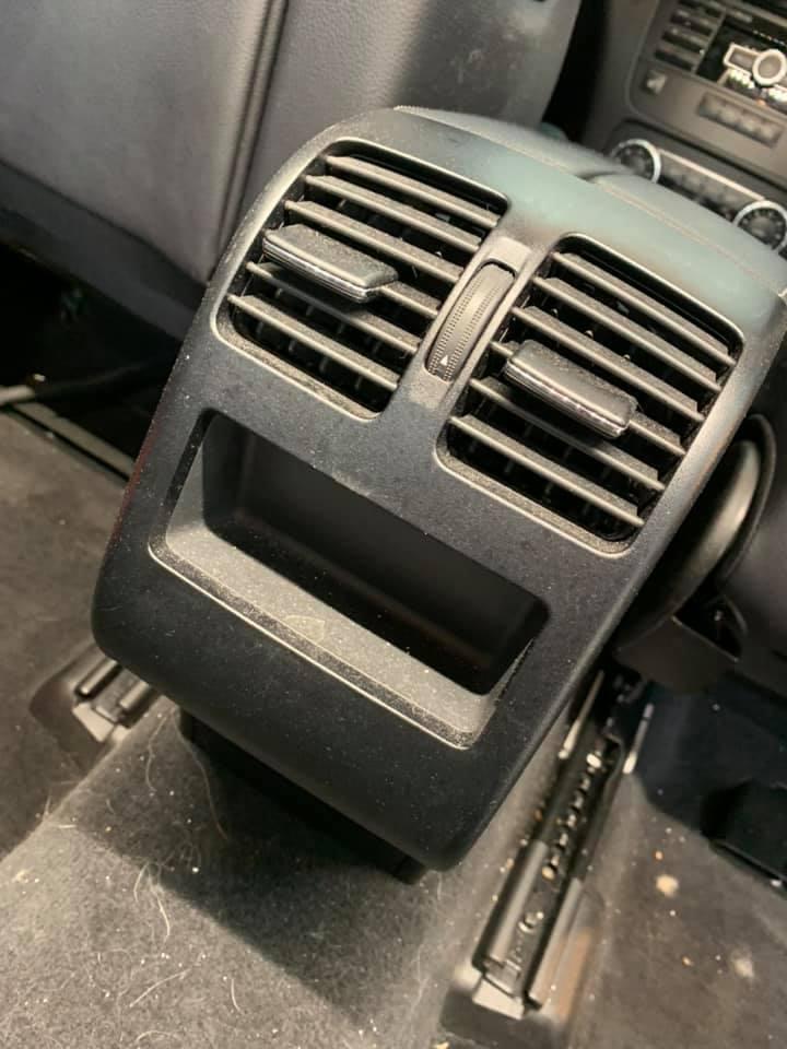 AUTO DETAILING MERCEDES GLK - EFEKT PRZED